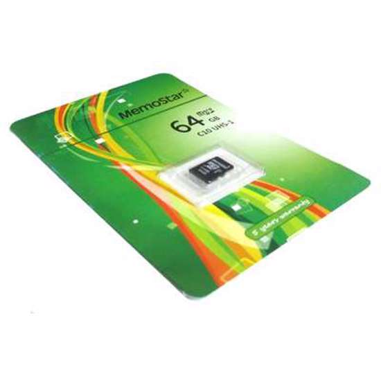 Memorijska kartica MemoStar Micro SD 64GB UHS-1 Class 10 2 Abc Servis Prodavnica