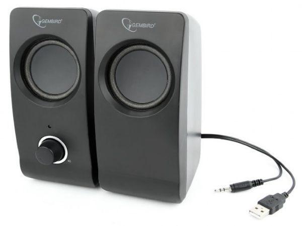 Stereo zvučnici 2x3W RMS USB napajanje Abc Servis Prodavnica