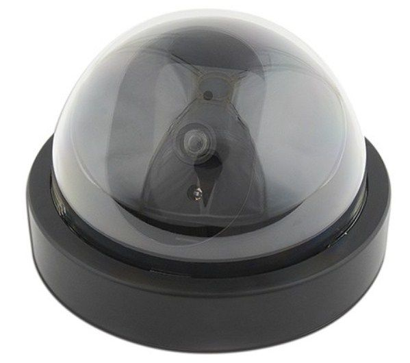 Dome dummy security camera IMITACIJA KAMERE 2 Abc Servis Prodavnica